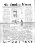 The Otterbein Review October 6, 1913
