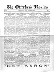 The Otterbein Review October 13, 1913