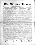 The Otterbein Review October 27, 1913 by Archives