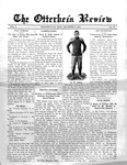 The Otterbein Review December 8, 1913