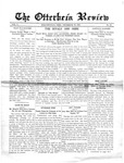 The Otterbein Review December 15, 1913