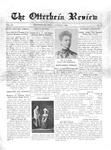 The Otterbein Review January 8, 1912
