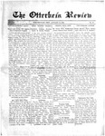 The Otterbein Review January 15, 1912