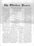 The Otterbein Review January 22, 1912