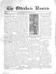 The Otterbein Review February 12, 1912