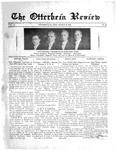 The Otterbein Review March 18, 1912