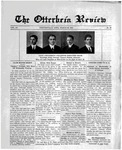 The Otterbein Review March 25, 1913