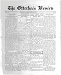 The Otterbein Review April 29, 1912