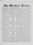 The Otterbein Review May 27, 1912