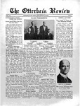 The Otterbein Review September 30, 1912