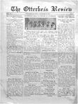 The Otterbein Review October 21, 1912