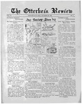 The Otterbein Review October 28, 1912