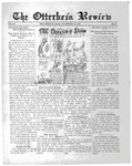 The Otterbein Review November 11, 1912 by Archives