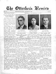 The Otterbein Review December 9, 1912