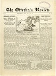 The Otterbein Review February 20, 1911
