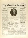 The Otterbein Review February 27, 1911