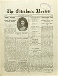 The Otterbein Review May 8, 1911