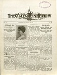 The Otterbein Review May 15, 1911