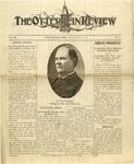 The Otterbein Review September 18, 1911