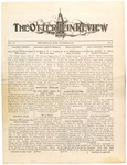The Otterbein Review October 9, 1911