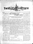 The Otterbein Review October 23, 1911