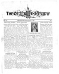 The Otterbein Review October 30, 1911