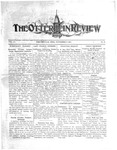 The Otterbein Review November 6, 1911