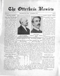 The Otterbein Review December 3, 1911