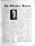 The Otterbein Review December 11, 1911