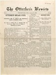 The Otterbein Review January 31, 1910