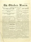 The Otterbein Review February 7, 1910