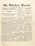 The Otterbein Review February 14, 1910