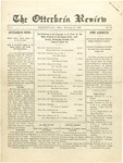 The Otterbein Review February 21, 1910