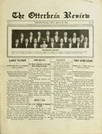 The Otterbein Review March 14, 1910