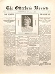 The Otterbein Review April 4, 1910