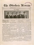 The Otterbein Review October 24, 1910