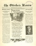 The Otterbein Review November 21, 1910