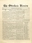 The Otterbein Review May 10, 1909