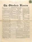 The Otterbein Review May 17, 1909