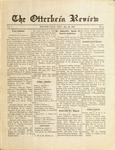 The Otterbein Review May 24, 1909