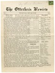 The Otterbein Review May 31, 1909