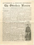 The Otterbein Review September 27, 1909
