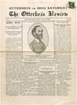 The Otterbein Review October 4, 1909