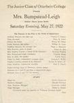 Mrs. Bumpstead-Leigh