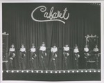 Cabaret by Otterbein University Theatre and Dance Department