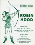 Robin Hood by Otterbein University Theatre and Dance Department