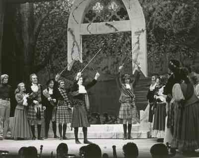 1978 1979 Season Productions 1971 1980 Otterbein University