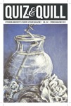 2013 Spring Quiz & Quill Magazine by Otterbein University