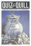 2013 Spring Quiz & Quill Magazine