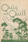 1949 Spring Quiz and Quill Magazine by Otterbein University